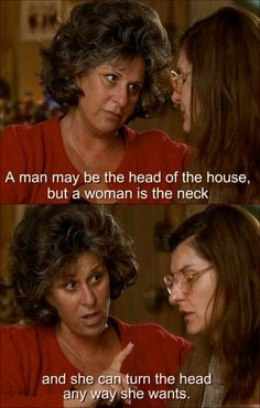 My Pastor Actually Quoted This In Her Sermon Fat Greek Wedding Movie Quotes Words To Live By