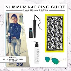 What to Pack for a Beach Weekend