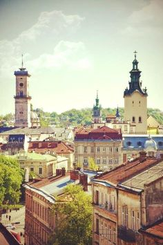 Lviv, Ukraine.. One of the most important destinations on my ancestral journey.