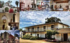 Olivas Adobe Collage by ...-Wink-..., Ventura, California.