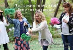 Dreamers, When I saw the topic for this month I was excited to share with you some wise words that were spoken into my life this past weekend by Deb Brown of Faithwalk Ministries. We were honored to have her as one of the keynote speakers at the Defining Your Joy 2017 Women's Retreat in …