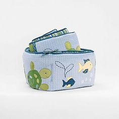 COCALO Baby : Nursery Collections : Turtle Reef Crib Bumper