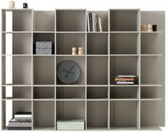 Modernas estanterías y librerías - Calidad BoConcept