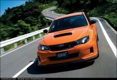 2014 Subaru WRX STI tS TYPE RA - http://sickestcars.com/2013/07/02/2014-subaru-wrx-sti-ts-type-ra-2/