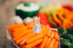 Beatrix Potter's Peter Rabbit Inspired Birthday Party | Cake by The Mischief Maker, Alex Narramore | Natasha Raichel Photography