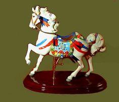 Lenox Country Fair Carousel Horse Limited Edition | eBay