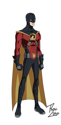 Red Robin: Tim Drake v.1 by ~qBATMANp