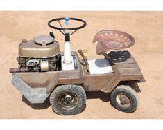 Vintage 1961 wheel horse 551 lawn garden tractor for Garage ford massy
