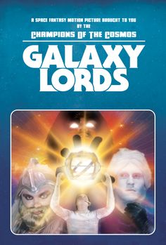 Galaxy Lords (2017)  HD Wallpaper From Gallsource.com