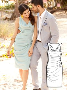Read the article 'Beachside Beauty: 6 New Dress Sewing Patterns' in the BurdaStyle blog 'Daily Thread'.
