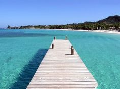 Roatan Caribbean. Fly from here to Houston, then there.