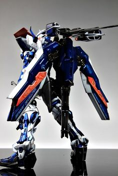 MG 1/100 Gundam Astray Blue Frame 2nd Revise - Customized Build   Modeled by Suny Buny   Another awesome build by Suny Buny!        CLICK H...