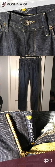 Lucky Brand Jeans Cate stacked skinny 2/26 Lucky Brand Jeans Cate Stacked Skinny 2/26 Lucky Brand Jeans Skinny