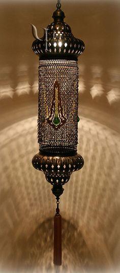 Ottoman Ceiling Lamp