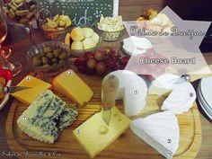 Tábua de Queijos - Cheese Board