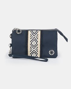 Pouch Grande de Nylon, con 3 compartimentos y tipo de cierre Cremallera Matisse, Grande, Pouch, Bags, Fashion, Zippers, Totes, Handbags, Moda