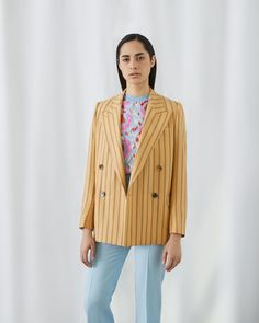 Look beyond black to bring life to your wardrobe this season. Reach for pops of color—think brightful blues, vivid stripes and surreal hues to add vibrancy to your neutrals. Fragrance Online, Jil Sander, Acne Studios, Marni, Color Pop, Fashion Brands, Blues, Stripes, Fashion Design