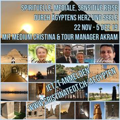 Join Medium Cristina Teot and tour manager Akram Farouk on this transformational journey Tour Manager, Great Pyramid Of Giza, Us Sailing, Pyramids Of Giza, Spirituality, Journey, Tours, Activities, Sailing