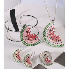 Womens Fashion - Jewelry, Shoes, Home Décor, Gifts Cheap Designer Handbags, Cheap Handbags, Watermelon Wedding, Watermelon Painting, National Watermelon Day, Cheap Michael Kors Bags, Fall Handbags, Classic Style Women, Taxi