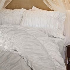 crane and canopy sutter white bedding