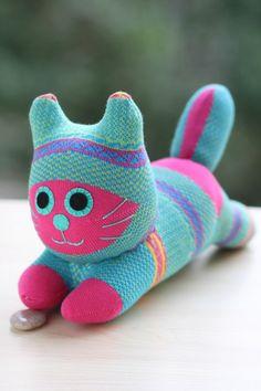 Fabriquez un doudou lapin avec des chaussettes - Chaussette enfant sans couture ...