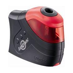 Maped Turbo Twist paristoteroitin, musta / punainen 9,90€