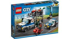 Best Gifts For a 5-Year-Old Boy LEGO City Police Auto Transport Heist