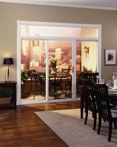 New Horizon Patio Door - Replacement Sliding Patio Doors
