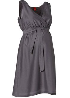 Esprit - Grey Wrap Maternity Dress. Shop online for versatile maternity dresses at Queen Bee Maternity Wear