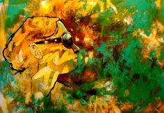 Eclipse, X Oil on Canvas, 2007 Imagine John Lennon, South African Artists, Asd, Oil On Canvas, Creative, Artwork, Painting, Work Of Art, Auguste Rodin Artwork