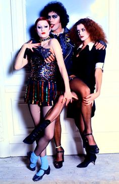 Love me some Rocky Horror Picture Show!!!