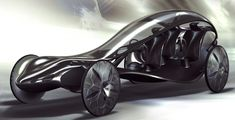 EALO - Michelin Challenge Design Concept Car