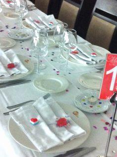 Preparación de San Valentín en Hotel el Aguila Zaragoza 6