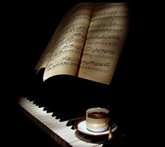 .good music and good coffee...together