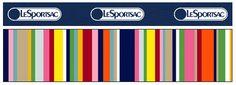 LeSportsac Print Archive 2010 | lesportsac.com Tip Top print