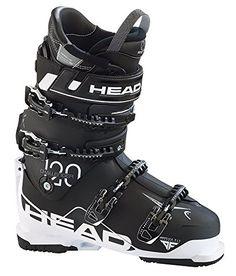 scarponi da sci da uomo - Head Challenger 120 - nero e bianco - misura 44.5 bc1f929bb18