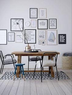 Wohnzimmer-Ideen wie