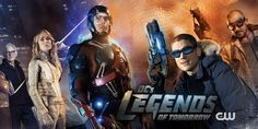 The news is that now, we can see a collaboration of some superheroes on small screen. In a TV series, DC's Legends of Tomorrow or simply Legends of Tomorrow. This is an action, sci-fi and adventure TV series of The CW.This is going to be the Avengers of Small screen.  As the Marvel has a hold over sci-fi movie all over the world. The Marvel a comic is also has good hold in comic field. The DC is the only comic and movie making company which is taken as the biggest competitor of Marvel.