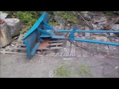 Dearborn Ind. Made Ford Tractor Snowplow