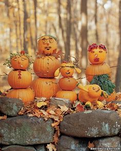 The idea behind this activity is to see who can come up with the best decorated Pumpkin.