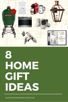 2015 - T'was the month of December and all through the house, not a creature was stirring not even a mouse. Home gift ideas – are they scarce? out of site? Voila! Here's 8 to make it merry and bright!