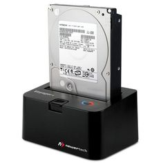 "NewerTech Voyager Q- Multi-Interface SATA 2.5"" & 3.5"" Drive Docking Solution"