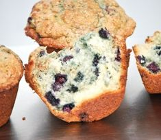 delicious blueberry muffins recepie