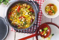 Gemüseeintopf aus dem Dutch Oven