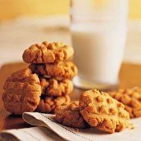 Peanut Butter Cookie Bites by SPLENDA  -  dessert, snacks, sweet, cookies.     lj