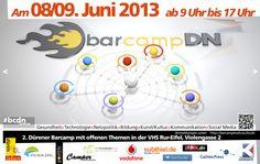 Das Barcamp Düren geht in die 2 Runde  meldet euch noch bis Freitag kostenlos an unter: http://barcamptools.eu/bcdn