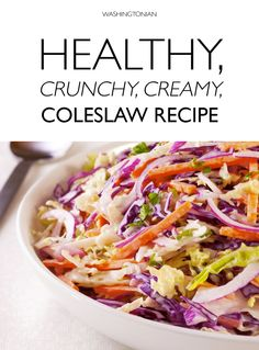 Yes, coleslaw can be healthy | Washingtonian
