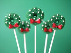 Great Finds: Cake Pops Holidays + Giveaway | Amy Atlas Events