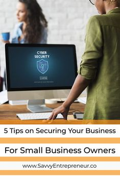 5 Tips On Securing Your Business For Small Business Owners.One of the most important things a business owner has to consider is security. Securing your business not only involves the physical location but protecting data and client privacy. Event Marketing, Business Marketing, Digital Marketing, Business Events, Business Tips, Build Your Resume, Growing Your Business, Helping Others, Wonder Women