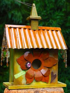 Creative names for bird houses